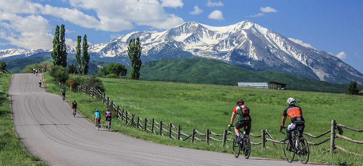 2018 Ride the Rockies Highlights Grand Lake and Winter Park