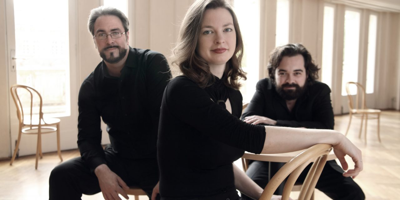 Concert Series hosts ATOS TRIO March 2