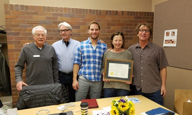Outgoing Councilwoman recognized for contributions
