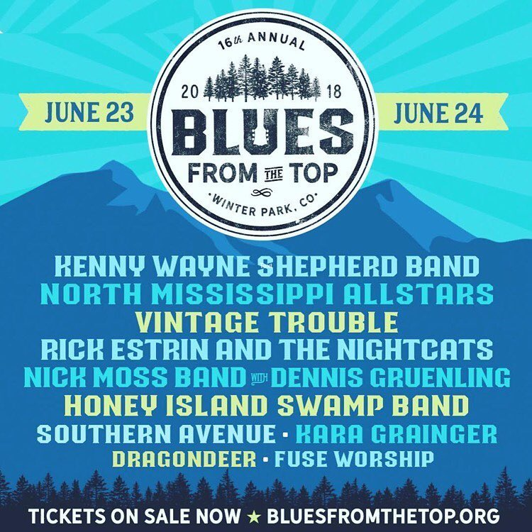 16th Annual Blues from the Top