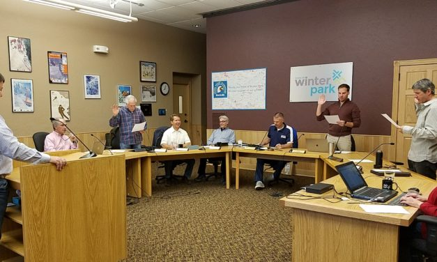 Winter Park swears in Council and appoints Mayor and Mayor Pro-Tem