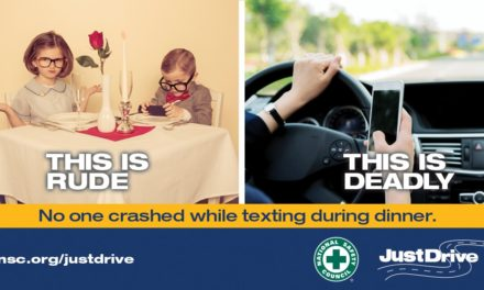 April is Distracted Driver Awareness Month