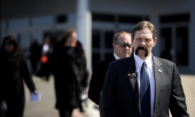 Senate votes not to expel Baumgardner