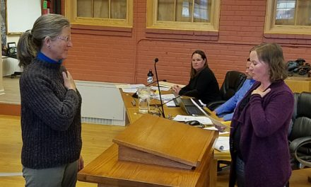 Fraser Trustee Katie Soles sworn in