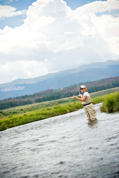 Ladies Cast & Relax Fly Fishing Clinic