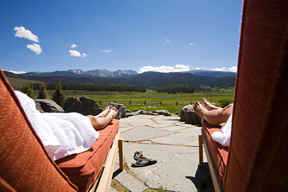Wellness Weekends at Devil's Thumb Ranch