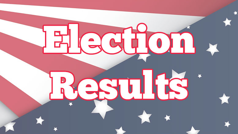 2018 Municipal Election Results