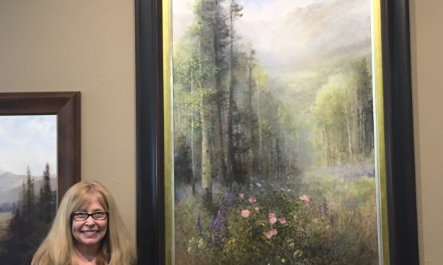 Artist Karen Vance opens new Studio and Gallery in Fraser