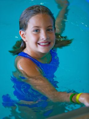 Summer Swim Lessons at Snow Mountain Ranch