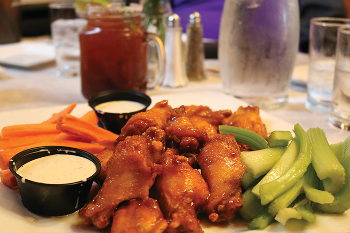 Local restaurants operating on a thin margin