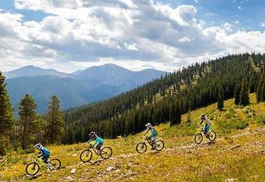 WP Resort opens with 85% of Bike Park