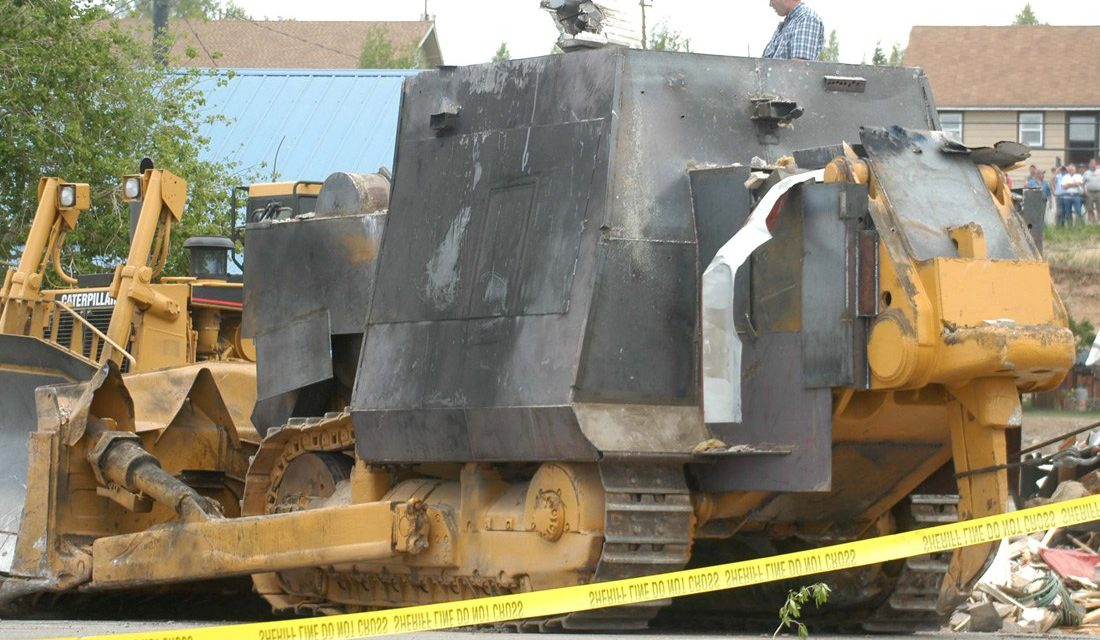 KILLDOZER: The True Story of the Colorado Bulldozer Rampage