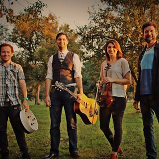 Fraser Valley Folk Concert featuring The Here & Now from Austin, TX