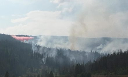 Silver Creek Fire forces evacuations