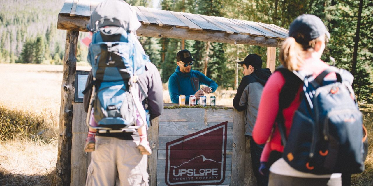 Upslope Brewing Company heads into the backcountry