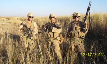 A Veteran's Story: PFC George Kellogg, USMC