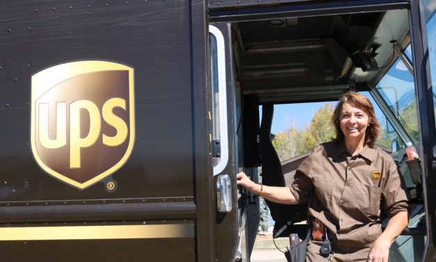 Ronnie Mater-James retires after 35 years from UPS