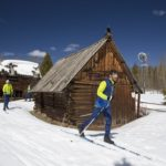 The Beauty of Nordic Skiing at Snow Mountain Ranch