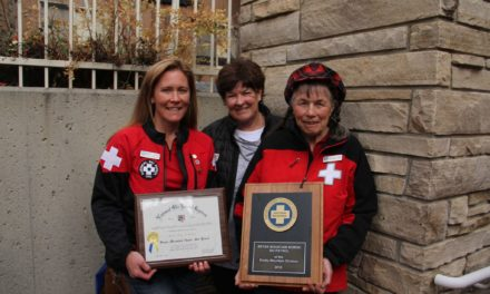 Volunteer Ski Patrol Making a Difference