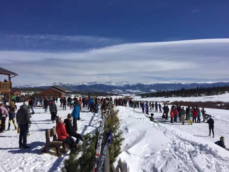 MPHS and EGMS Nordic Home Race