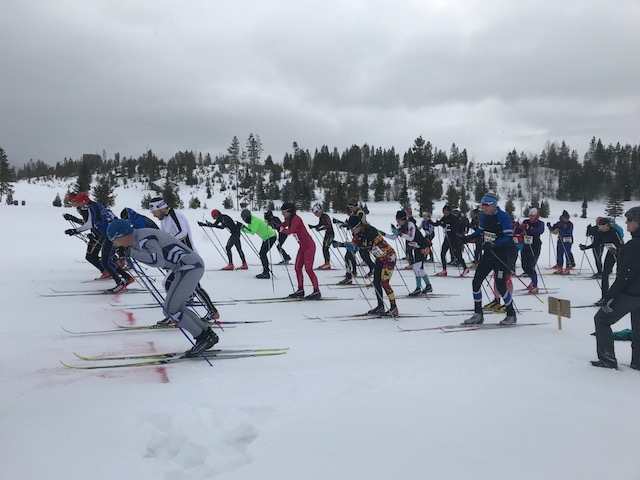 The Grand Lake Classic Nordic Race