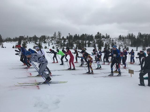 The Grand Lake Classic Nordic Race