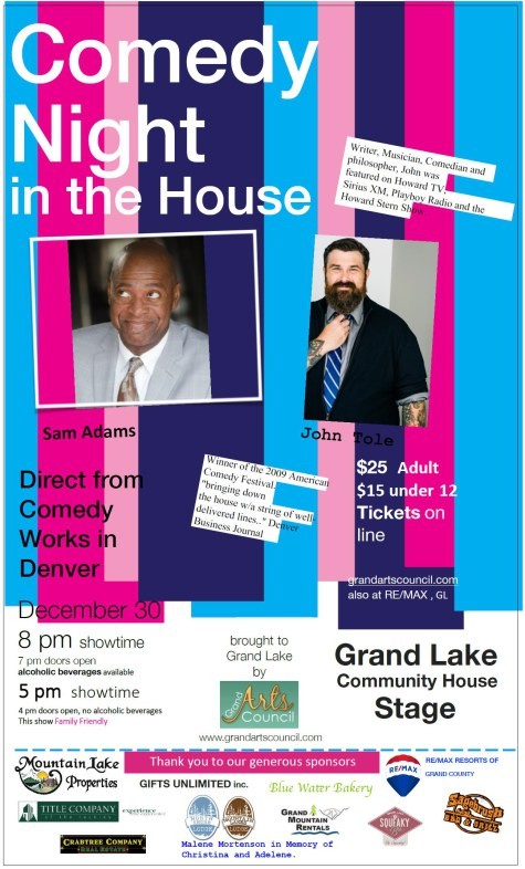 Comedy Night in the House