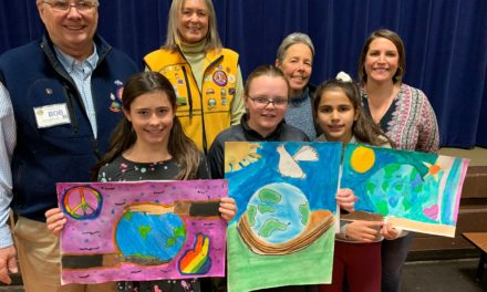 International Lions Peace Poster Contest Winners