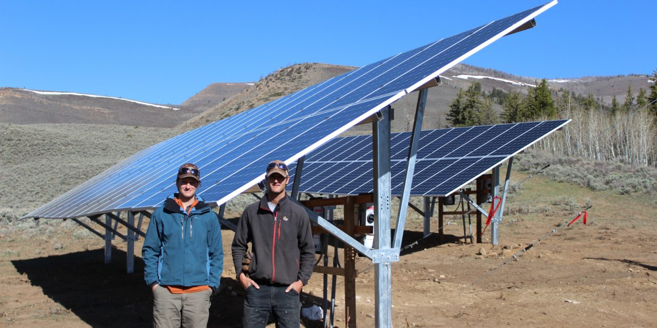 Mountain Parks Electric awards more than $30K in renewable energy rebates to locals in 2018