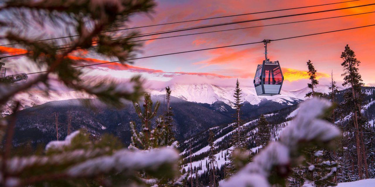 Free Gondola rides begin at 4 pm