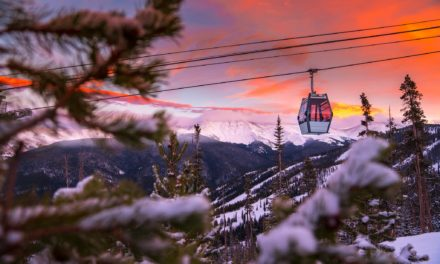 Free Gondola rides begin at 4 pm