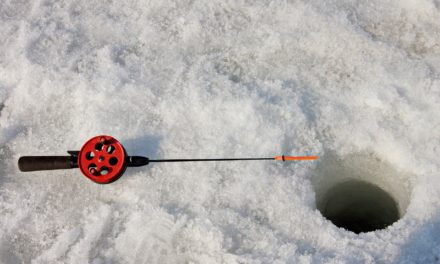 31st annual Three Lakes Ice Fishing Tourney this weekend