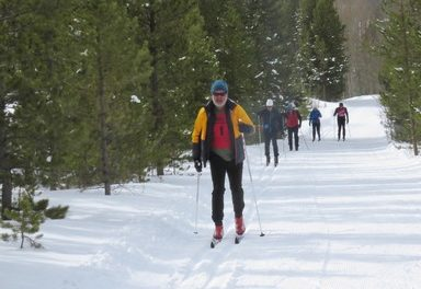 Ranch2Ranch XC Ski Trek Fest the best yet