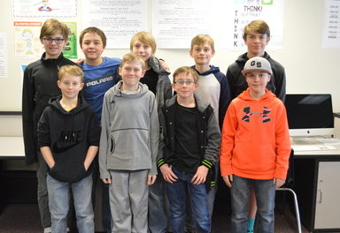 EGMS FIRST Tech Robotics Team: A Bright Future