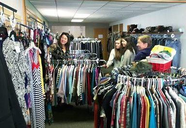 Main Street Thrift provides supplemental revenue for local nonprofit