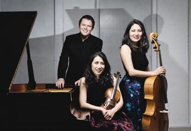Grand Concerts series brings Trio con Brio to the valley