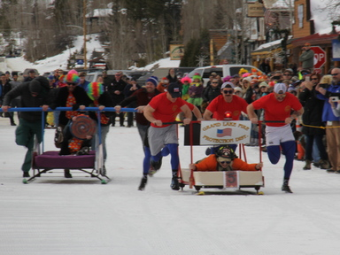 Grand Lake's Winter Carnival a perennial favorite