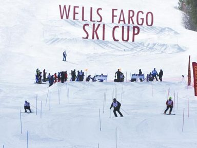 Wells Fargo Ski Cup: A front row seat to the power of 'yes'