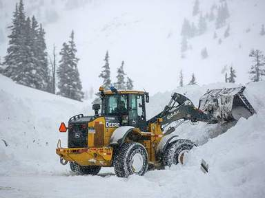 March Precipitation Boosts Snowpack to Near Record Levels