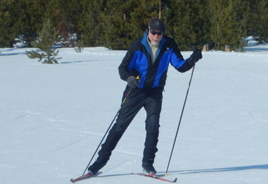 Grand Nordic Corner: Crust skiing is here