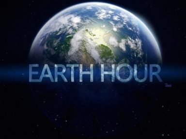 Earth Hour: Saturday Night