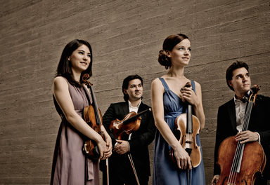 Grand Concerts presents the Minetti Quartet