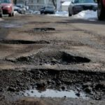 Grand County's maze of potholes is growing