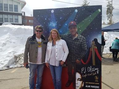Community celebrates Olsson's Grammy win