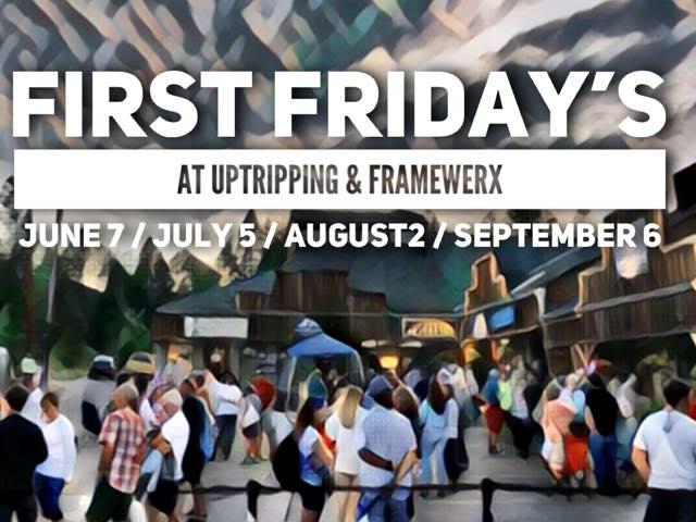 First Friday - Art District