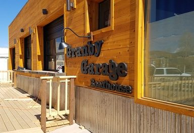 Granby Garage Roadhouse offers a place for the locals and visitors