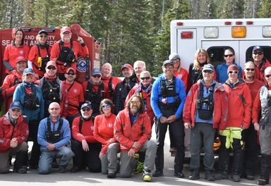 Grand County Search & Rescue Accreditation