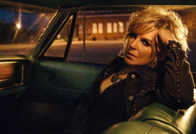 Blues from the Top: Lucinda Williams headlines Saturday show