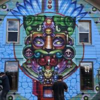 Fraser Mountain Mural Festival