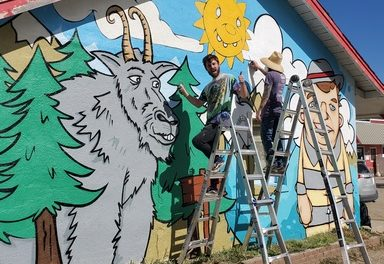 Granby Trustees create Public Art Committee